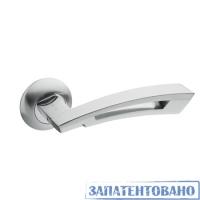 Ручки дверные H-0599-A-CRM/CR Apecs Premier