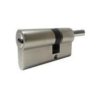 Цилиндровый механизм Гардиан GB 92(46/46V) Ni (никель)