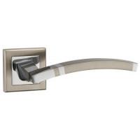 Ручки дверные NAVY QL SN/CP-3 Punto