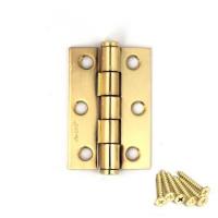Петля универсальная AVERS 60*40-G (золото)