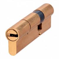 Цилиндровый механизм Master Lock 90мм (35+55) латунь