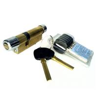 Цилиндровый механизм Baodean Eco 125мм (40+85) латунь