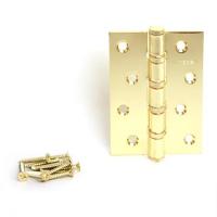 Петля универсальная APECS 100*70-B4-G (золото)