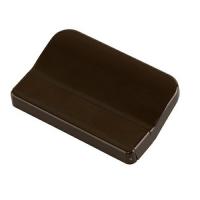 Ручка балконная пластиковая (коричневая)