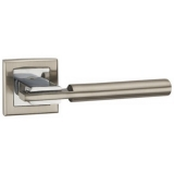 Ручки дверные CITY QL SN/CP-3 Punto
