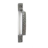 Ручка скоба РС-80 (античное серебро)