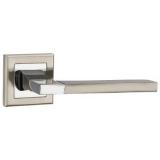 Ручки дверные TECH QL SN/CP-3 Punto