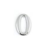 Цифра дверная Apecs DN-01-0-Z-CR (хром)