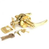 Ручка-защелка APECS 8010-01-G (золото)