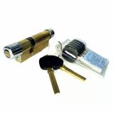 Цилиндровый механизм Baodean Eco 115мм (40+75) латунь