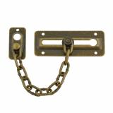 Цепочка дверная №4 (бронза) Нора-М