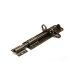 Задвижка дверная ЗТ-150 (античная бронза)